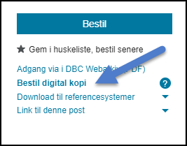 Digital Artikelservice - få artikler leveret til din mailboks fra Det Kgl. Bibliotek
